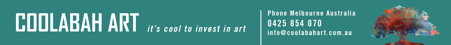 Coolabah Art - it's cool to invest in art